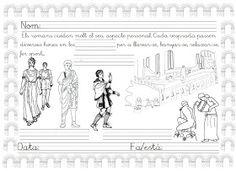 Mi grimorio escolar: EL CUIDADO PERSONAL DE LOS ROMANOS