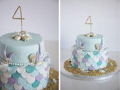 "Mermaid Party / Birthday ""Alice's 4th Birthday""   Catch My Party"