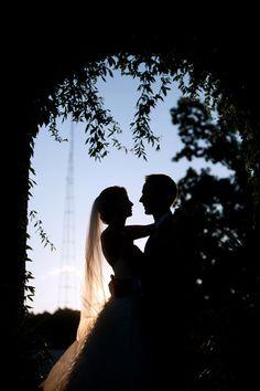 Elegant Purple and White Wedding in Atlanta, GA - photo by Renee Brock Photography | Junebug Weddings