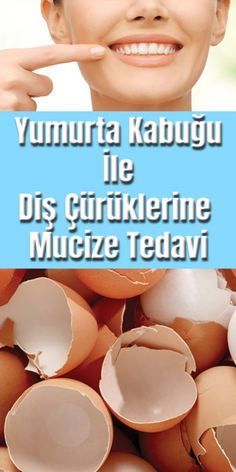 Miracle Treatment of Tooth Decay with Egg Shell- Yumurta Kabuğu İle Diş Çürüklerine Mucize Tedavi Miracle Treatment of Tooth Decay with Egg Shell - Fitness Nutrition, Health And Nutrition, Health And Wellness, Health Diet, Natural Medicine, Herbal Medicine, Heal Cavities, Teeth Care, Natural Health Remedies