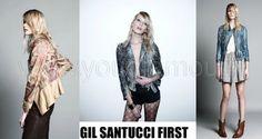 Gil Santucci First Collezione Primavera Estate 2014