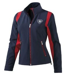 Ariat Team Softshell Jacket   LOVE :D   Size medium  http://www.equestriancollections.com/product.asp?groupcode=AT90864&utm_medium=Channel&utm_source=GoogleShopping&utm_campaign=AT90864&gclid=CN_r0Kuhu7oCFYxAMgodigYAQA