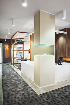Corson Dentistry - Dental Office Design by JoeArchitect in Denver Colorado