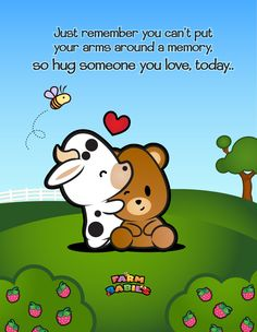 Farm Babies / #kawaii #cute #love #quotes #illustration #baby #farm