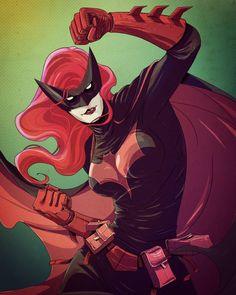 Batwoman - Vicente Valentine