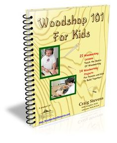 wood working projects for kids --look at bottom