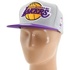 Mitchell And Ness Los Angeles Lakers Nba Snapback Cap Multi-Color 0