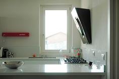 Cappa OM #elica @elicarianuova  Cucina Rossana modello HD23 #Rossana