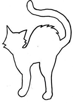 Cat template.