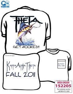 Kappa Alpha Theta Rush Marlin
