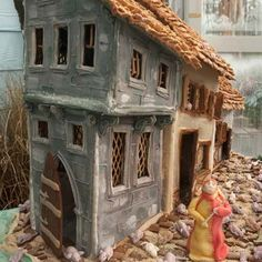 Pied Piper Gingerbread House
