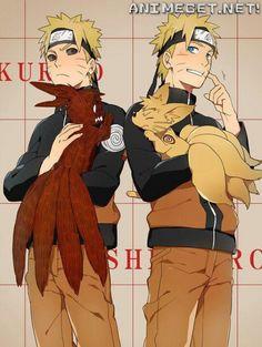 Naruto vs naruto