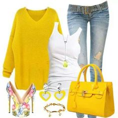 Amarillos...