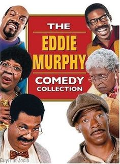 Eddie Murphy Comedy Collection (DVD 2008 Life, Nut