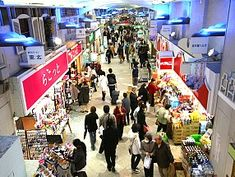 Nakano Broadway (中野ブロードウェイ) is a shopping complex in Tokyo famous for its many stores selling anime items and idol goods, inlcuding more tha...