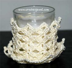 Warm Wick Candle Holder