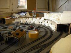 Garage layout 8x4 - Model Rail Forum