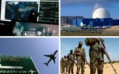 Airports and nuclear power stations on terror alert as government ... - Telegraph.co.uk