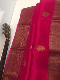 Pink Saree Silk, Maroon Saree, Organza Saree, Indian Bridal Sarees, Indian Silk Sarees, Ethnic Sarees, Trendy Sarees, Stylish Sarees, Simple Sarees