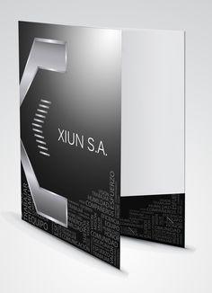 Carpeta de Presentación Xiun front