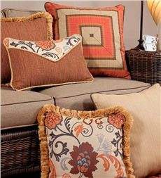 Dimone Indoor/Outdoor Large Accent Pillow