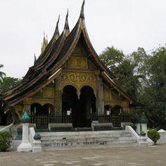 Town of Luang Prabang, Laos (unesco world heritage list)