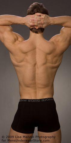 Luke Guldan for Men's Underwear Store (2009)