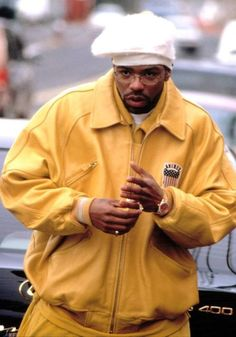 Method Man in Belly