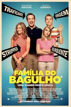 Pra quem gosta de comédia estreia o filme Família do Bagulho