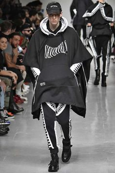 KTZ London Menswear Fall Winter 2017 January 2017