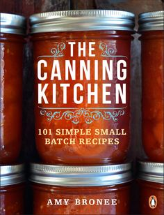 The Canning Kitchen - Pre-sale Announcement