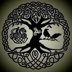 Tree of Life Odin