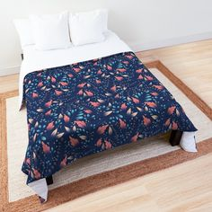 Floral Texture, College Dorm Rooms, Square Quilt, Quilt Patterns, Comforters, Blanket, Printed, Bed, Awesome