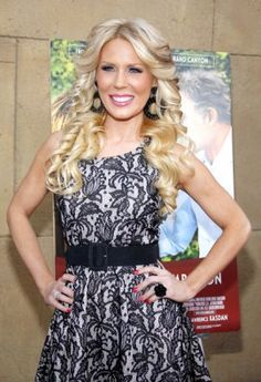 Gretchen Rossi Hair Style - Print This Hairstyle from Hairpedia.com