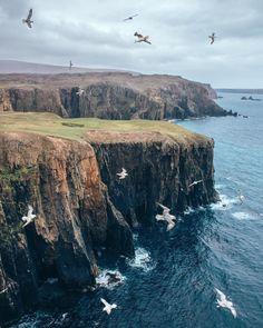 #wanderlusteurope:    Shetland Islands Scotland