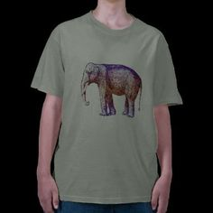 http://www.zazzle.com/elephant_tee_shirts-235384955209927854