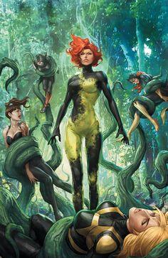 DC Comics Poison Ivy