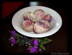 Diy Tutorial, Easter Eggs, Decoupage, Diy And Crafts, Recipies, Food And Drink, Breakfast, Ethnic Recipes, Blog