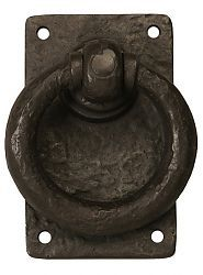 A complete hardware package to hang a set of double garden gates: includes a traditionally styled solid bronze ring latch; a coordinating ring handle; a set of six solid brass heavy duty ball bearing hinges; and a coordinating gate stop. Bronze Patina, Bronze Ring, Bronze Age, Shutter Hardware, Gate Hardware, Window Hardware, Double Gate, Strap Hinges, Gate Latch