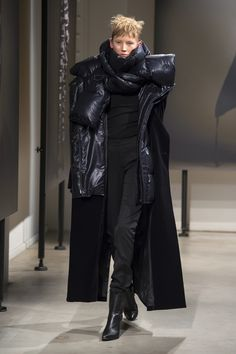 Juun.J Fall 2018 Menswear Fashion Show Collection
