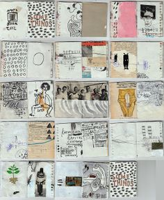 Moleskine Art | Notebook | Sketch | Journal