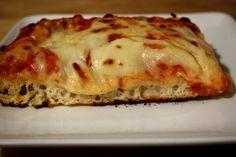 NY Style Sicilian Pizza
