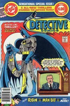 Robin - Batgirl - Batman - Jim Aparo
