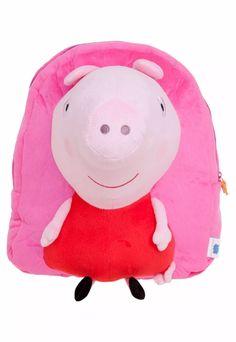 75cd47c64 Mochila Escolar Infantil M Xeryus De Costas Peppa Pig Rosa - R$ 89,00 em  Mercado Livre