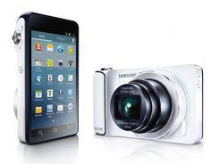 Samsung Galaxy Camera Ek-gc100 16mp Wifi 3g Android 4.1