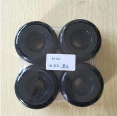 60-69mm BLank longboard wheels 4pcs/Set Multi Size Skateboard Wheels LONGBOARD STREET WHEELS SOFT WHEELS FOR SPEED CUIRSER