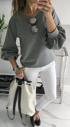 Casual style inspiration l love this outfit