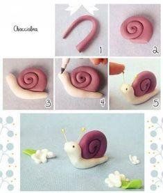 Que vous aimiez travailler la pâte Fimo, ou la pâte à sel ou encore la pâte à sucre (fondant) pour décorer vos gâteaux, ces 8 mini tutorielspourront vous aider à fabriquer de nouveaux modèles de base en suivant les images étape par étape. Vous avez