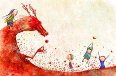 love the red <3 - Cosei Kawa