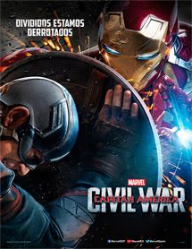 Captain America: Civil War (Capitán América: Guerra civil) (2016) [VOSE, VC, VL] [TS] - Acción, Superhéroes